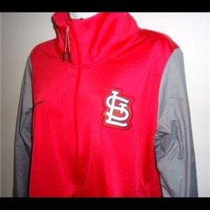 St. Louis Cardinals Nike MLB Women's Track Jacket